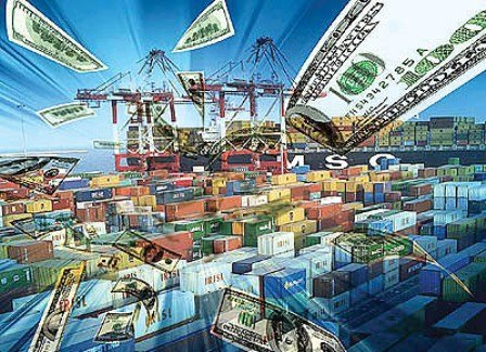 کاهش ۳۸ درصدی تجارت ایران و آمریکا