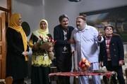 اکبر عبدی و بهاره رهنما در سریالی نوروزی