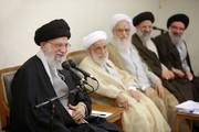 تصاویر | دیدار اعضای مجلس خبرگان رهبری با رهبر انقلاب