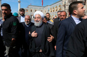 تحلیل «واشنگتنپست» از پیامها و دستاوردهای سفر روحانی به عراق