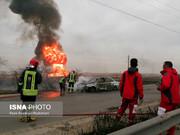 یک میلیارد تومان خسارت به خطوط برق خوزستان خورد