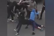 مدیر دبیرستان توسط بستگان دانشآموز حسابی کتک خورد