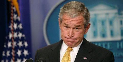انتشار سندی محرمانه از هشدار به دولت «جورج بوش» درباره حمله به عراق