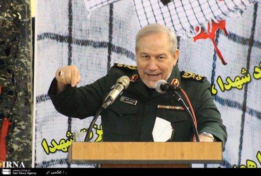 سرلشکر رحیم صفوی: ایران به قدرت بزرگ غرب آسیا تبدیل شده است