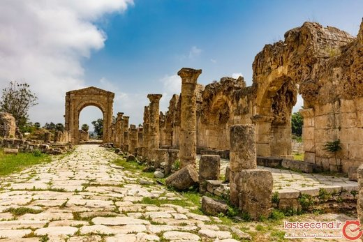 ۸ میراث فرهنگی جهانی در خاورمیانه که باید آنها را دید