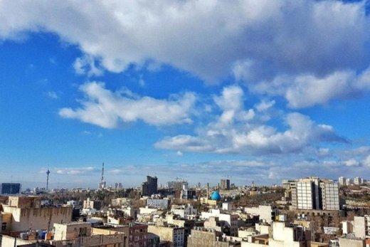 هوای تهران سردتر میشود