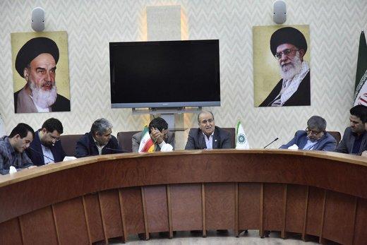 اتاق ارومیه اولین اتاق بازرگانی ایران که در نقاط مختلف استان نمایندگی دارد