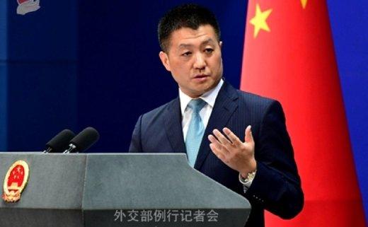 چین به دخالت آشکار آمریکا واکنش نشان داد