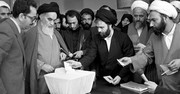 تصاویر | ۲۴ اسفند ۱۳۵۸، اولین انتخابات مجلس شورای اسلامی