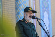سردار سلامی: ما تازه راه قدرتمند شدن را آموختهایم