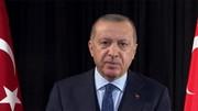 اردوغان به مکرون درس سیاست داد