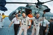 جیمز لاول فضانورد روزهای سخت و هیجانانگیز فضانوردی