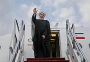 آخرین سفر استانی رئیس جمهور در سال ۹۷ به استان بوشهر است