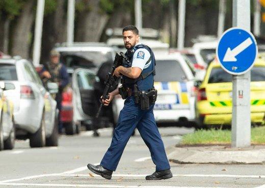 تیراندازی در دو مسجد در نیوزیلند