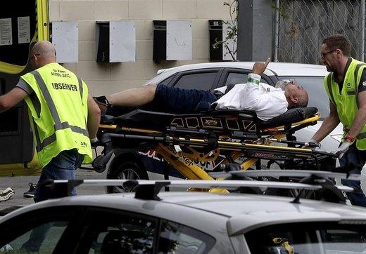 نخستوزیر نیوزیلند خبر داد: قربانیان حمله تروریستی ۴۰ نفر شدند