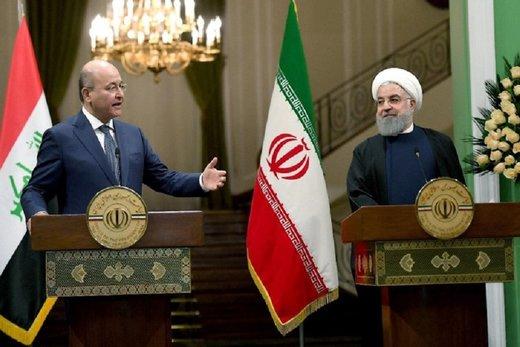 زيارة الرئيس روحاني ترجمت عمق العلاقة الايرانية العراقية