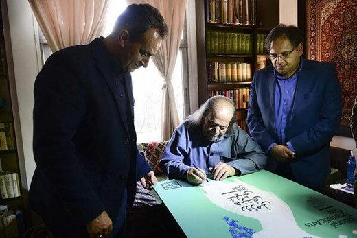 پیام محمدعلی کشاورز برای روز ملی هنرهای نمایشی