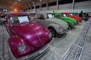 تصاویر | نمایشگاه خودروهای کلاسیک و مدرن در اصفهان