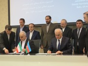 Three documents of cooperation inked between Iran, Azerbaijan