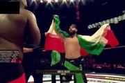 فیلم | راز سربند «حیدر کرار » بر سر قهرمانی ملی که پخش مبارزاتش در ایران ممنوع است !