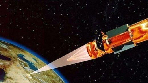 گسترش سلاحهای فضایی آمریکا تا سال ۲۰۲۳