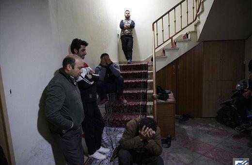 انفجار مرگبار ترقه در خیابان کلاهدوز مشهد