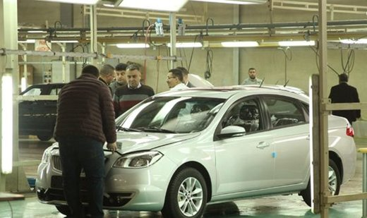 SAIPA resumes Syria production with H330 model