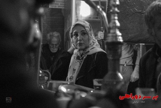 جدیدترین تصاویر از بهنوش بختیاری و مهراوه شریفینیا در سریالی نوروزی