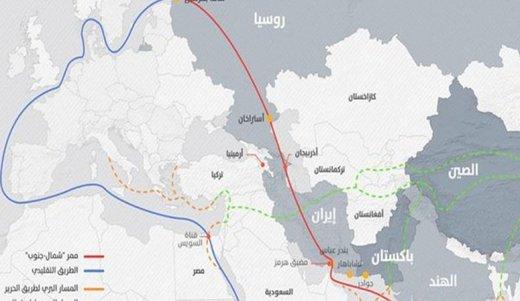 ايران وأذربيجان تبحثان تفعيل ممر النقل الدولي (شمال جنوب)