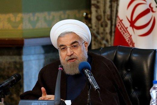 روحانی در جلسه شورای عالی هماهنگی اقتصادی: توافقات اقتصادی با عراق سریعا اجرایی شود