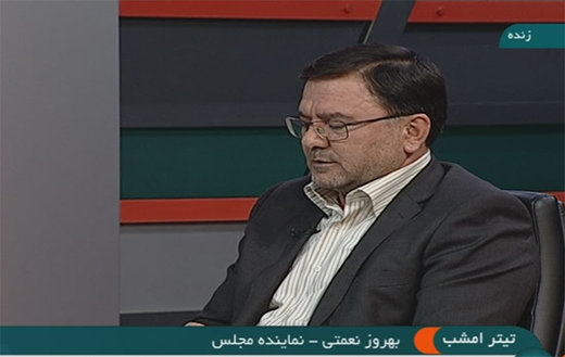 مناظره ۲ نماینده موافق و مخالف طرح اصلاح قانون انتخابات روی آنتن زنده