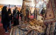 برپایی نمایشگاه روستاگردی در شیراز