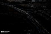تصاویر | ترافیک تهران در آخرین روزهای سال