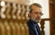 فیلم   لاریجانی: به کاندیداتوری مجلس حتی فکر هم نکردهام