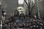 تصاویر تاریخی از درگذشت سیداحمد خمینی