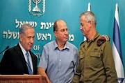 ادعای عجیب نتانیاهو: حمایت حکومت ایران از بنی گانتز و یائیر لاپید، روشن است!