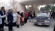 آغاز رالی خودروهای کلاسیک از البرز