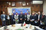 انتصاب اعضای شورای هماهنگی روابط عمومیهای استان مازندران
