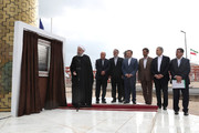 President Rouhani opens 4 new phases of South Pars