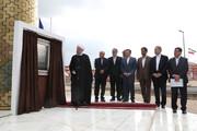 افتتاح رسمی ۴ فاز پارس جنوبی با حضور رئیس جمهور