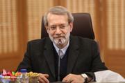 تاکید لاریجانی بر تسهیل همکاریهای بانکی و توریستی بین ایران و قزاقستان