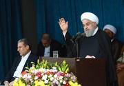President: Iran Keen for Cordial Ties with All Neighbors
