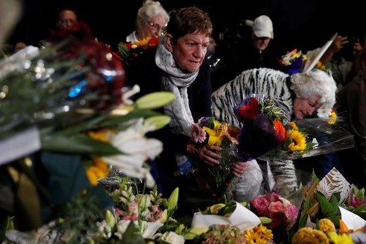 مراسم یادبود قربانیان جانباختگان مساجد نیوزیلند