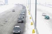 راههای آذربایجانشرقی با وجود بارش برف باز است