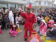 کارناوال استقبال از نوروز ۹۸ در خیابانهای آستارا/ گزارش تصویری