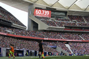 فیلم   حضور پرشور تماشاگران برای فوتبال زنان