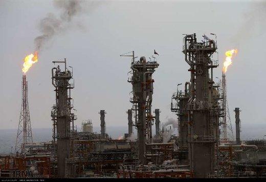 صنعت نفت ایران از قطر سبقت گرفت