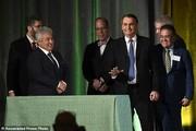 بازدید بیسابقه رئیس جمهور برزیل از مقر سیا در سفر به آمریکا