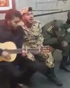واکنش سردار کمالی به کلیپ آواز غمگین ۲ سرباز