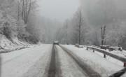 مراقب باشید: برف و یخبندان ۲۹ اسفند به جادههای مازندران برمیگردد
